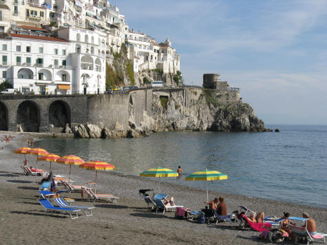 Hotels Near Salerno Italy