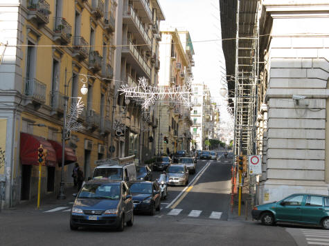 Car Rental in Salerno Italy