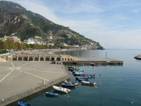 Gulf of Salerno