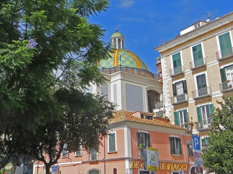 Salerno Italy Tourist Attractions