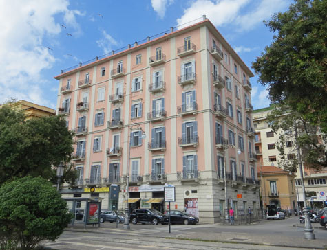 Salerno Italy Hotels