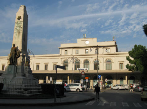 Florence Hotels Near Train Station